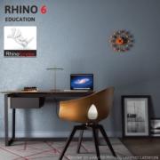 Rhino 6 tarif éducation
