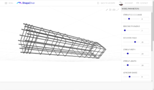 cage shapediver